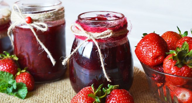 confitures-fraises